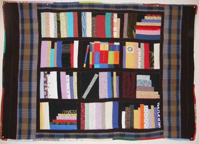 library-quilt