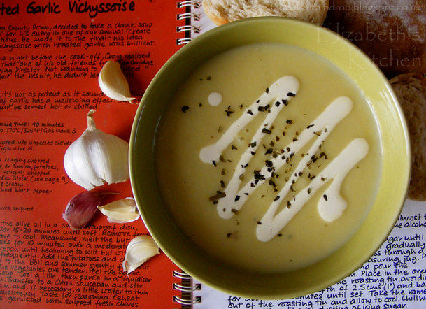 roasted-garlic-vichyssoise