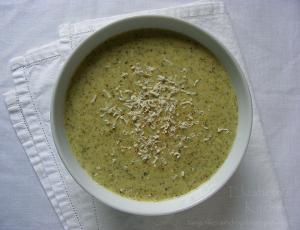 Broccoli and Watercress soup