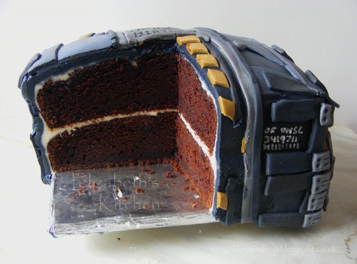 halo-cake