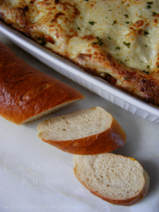 baguette-lasagna