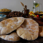 Baladi (Wholemeal Pitta Bread)