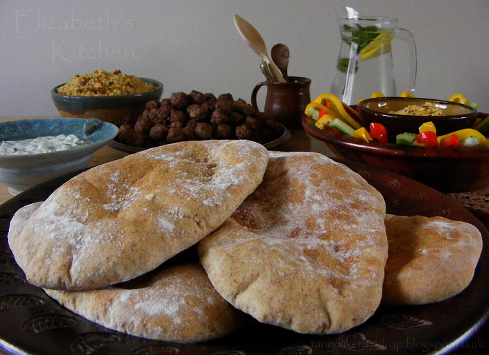 pitta-bread