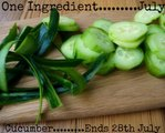 One-Ingredient-Cucumber