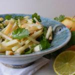 Kohlrabi & Apple Salad