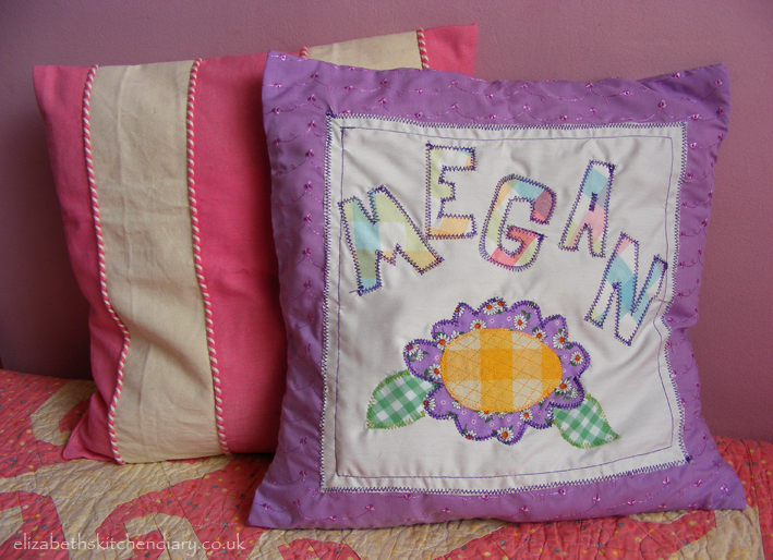 name-pillow