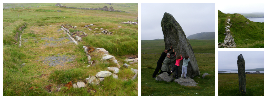 unst archaeology