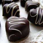 Coconut Mashed Potato Chocolates