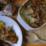 Shetland Black Potato & Fennel Gratin