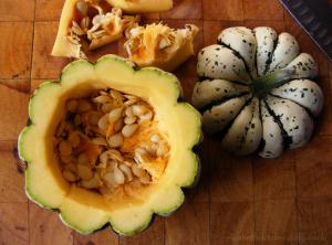 pumpkin soup bowl 3