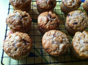 Apple-Cheese-Muffins