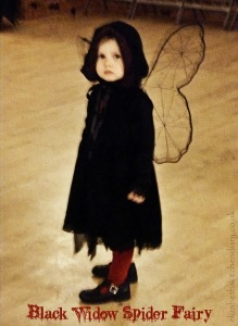 black widow spider fairy 2
