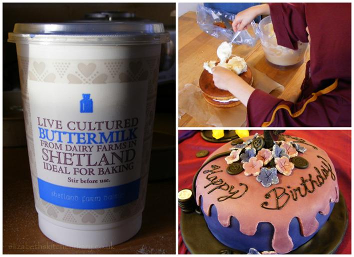 Miraculous Coraline Birthday Cake Elizabeths Kitchen Diary Funny Birthday Cards Online Inifodamsfinfo
