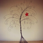 DIY Christmas Tree – From Ashes to Art