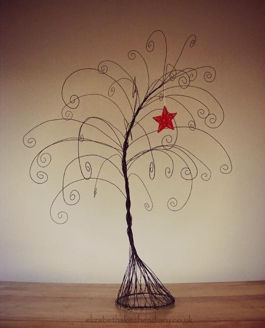 diy christmas tree 2
