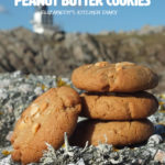 Peanut butter cookies are a classic family favourite. This dairy free version is super easy to make! #peanutbuttercookies #cookierecipe #elizabethskitchendiary