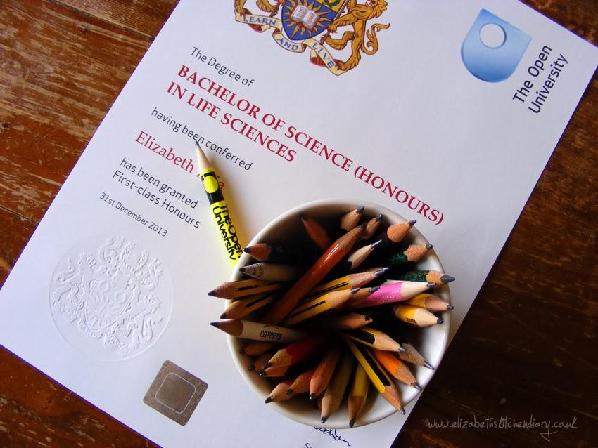 40 pencil stubs   elizabeth s kitchen diary