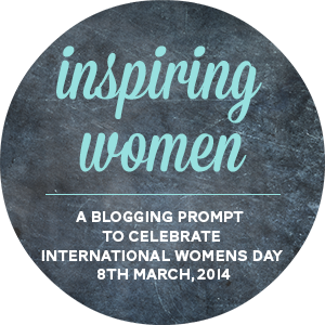 Inspiring Women Blogging Prompt
