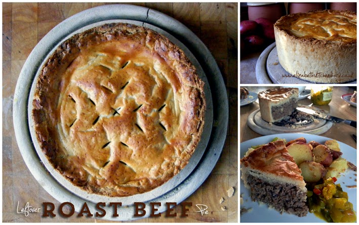 Leftover Roast Beef Pie