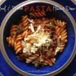 Beef & Broccoli Pasta