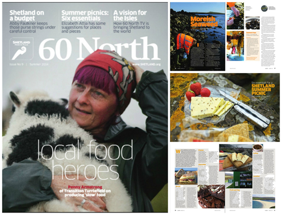 60 North Summer 2014