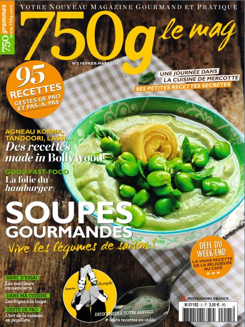 750g Magazine