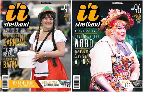 ii shetland