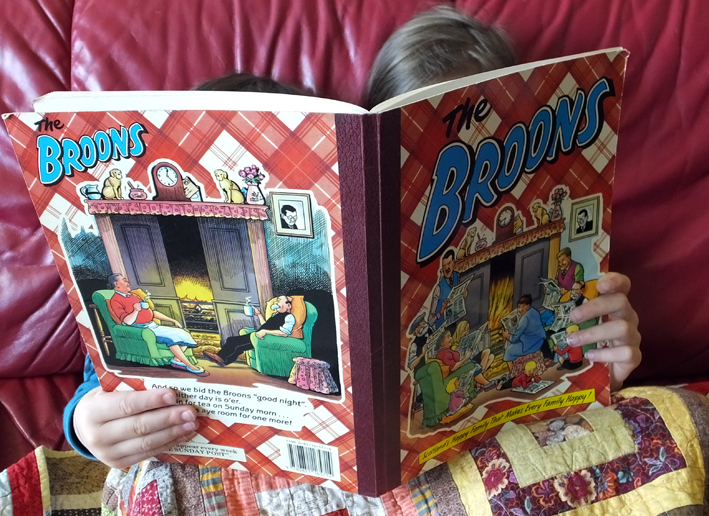 The Broons Comic Annual
