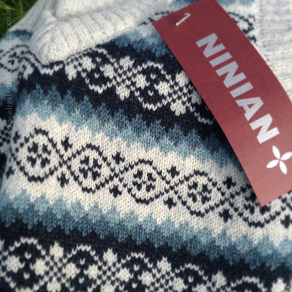 Ninian Shetland Knitwear