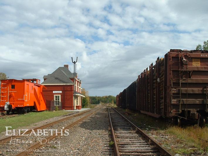 orangedale railway museum