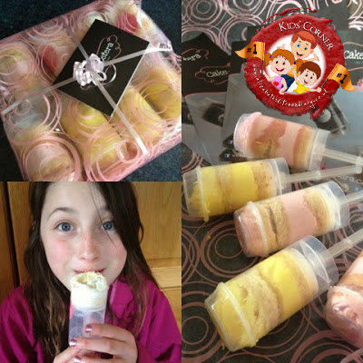 Foodie Quine Push Pops Review