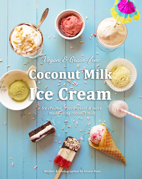 Coconut Milk Ice Cream by Aimee Ryan