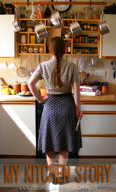 eMy Kitchen Story by Elizabeth's Kitchen Diary
