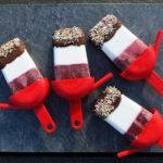Home Made Fab Ice Lollies