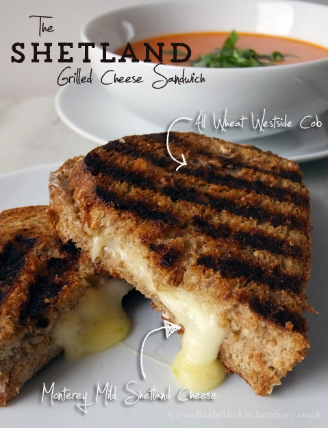 The Shetland Ultimate Grilled Cheese Sandwich