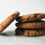 Jane's Ginger Cookies