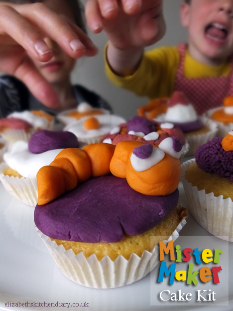 mister maker cake mix