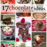 17 Chocolate & Ice Cream Ideas