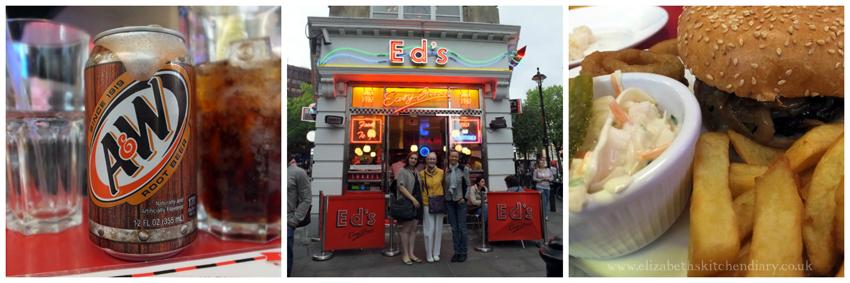 Eds Diner Soho