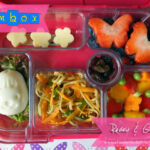 Toasted Sesame Noodles + Yumbox Review & Giveaway