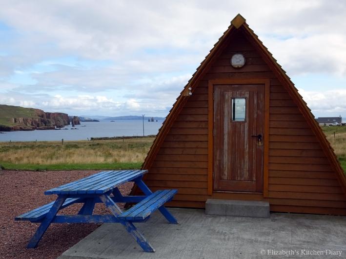 Braewick Wigwam, Eshaness, Shetland