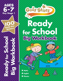 Gold Stars Ready for School Big Workbook