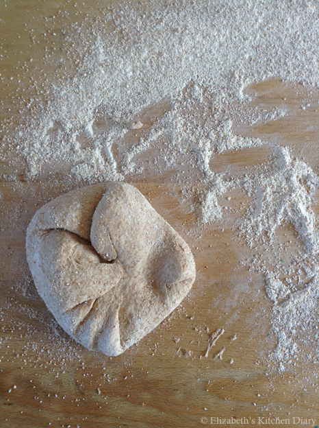 Heritage Wheat Pizza Dough