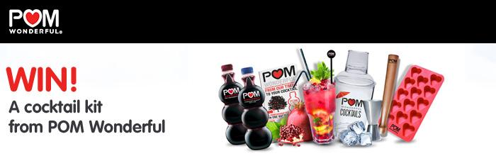 POM Wonderful Cocktail Kit