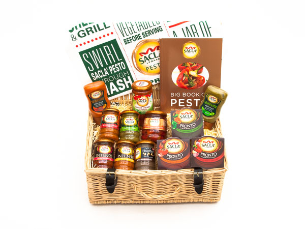 Sacla Pesto Hamper 2013 2 small