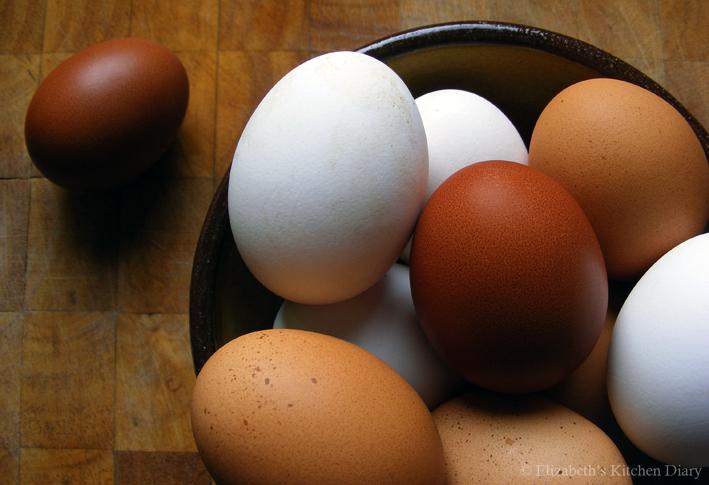 Shetland Eggs by Elizabeth's Kitchen Diary