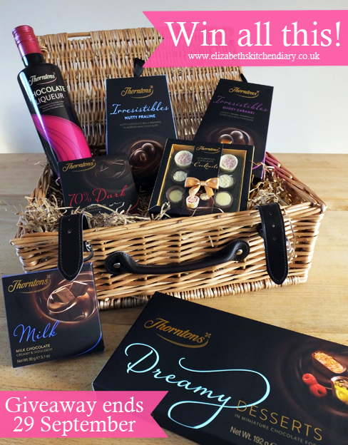 Thorntons Giveaway via Elizabeth's Kitchen Diary