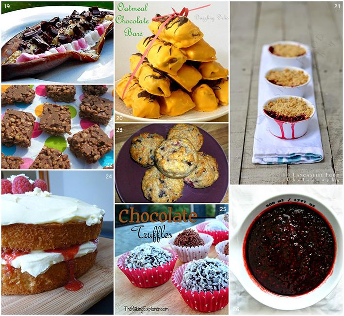 frugal desserts