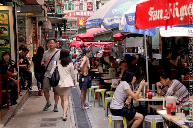Hong Kong Foodie Walking Tour by Cook Sister