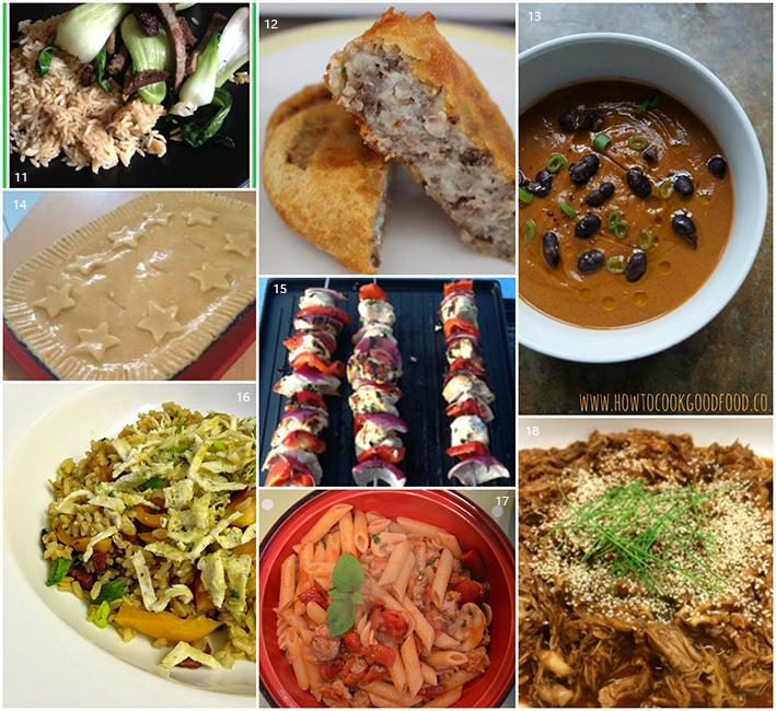 Credit Crunch Munch Meat Recipes